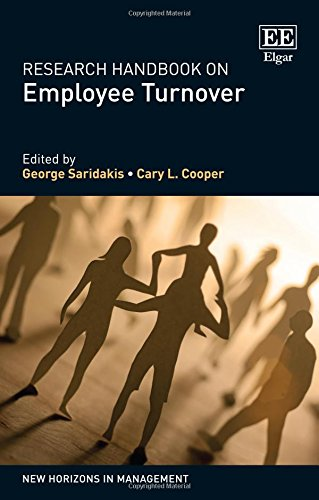 Research Handbook on Employee Turnover (New Horizons in Management series)