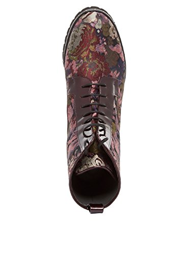 Lesatella Printed Biker Boot Rot Kaiser Peter Floral 7FwfO5qq