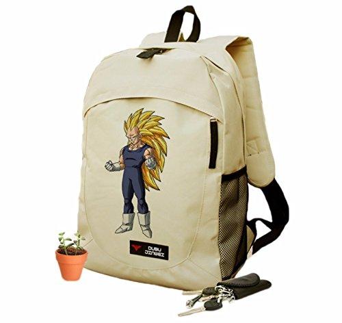 rare Schultertasche Tasche Shoulder Bag Rucksack reisetaschen Blanca Gelb Dragon Ball new