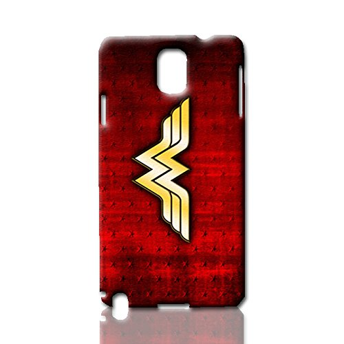 Wonder Woman New Style Case ROUGH Skin 3D Hard Durable Case Cover for Samsung Galaxy Note 3 N9000