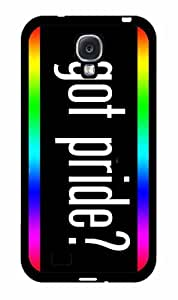 Got Pride Rainbow Background TPU RUBBER SILICONE Phone Case Back Cover Samsung Galaxy S4 I9500