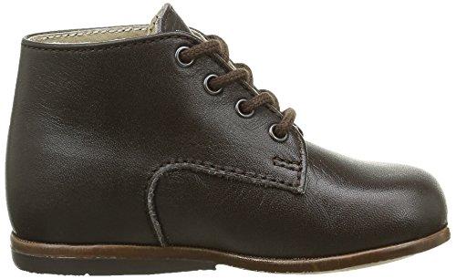 Little Pas Chaussures Premiers Bébé Rc Marron Miloto Garçon Mary Ronce Nappa wFTwWqnrCB