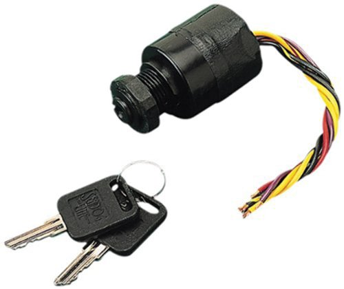 Magneto Ignition Starter (New 3 Position Magneto Style Ignition/starter Switch sea-dog Line 420383-1 Max Panel Thickness 5/8
