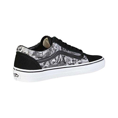 Skool Zapatillas Para Luna Old Hombre Vans Sneakers Negro Estampado 7zxg5nPwEq