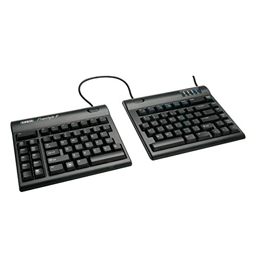 Kinesis Freestyle2 Ergonomic Keyboard for PC (9 or 20 Separation) (9 Separation)