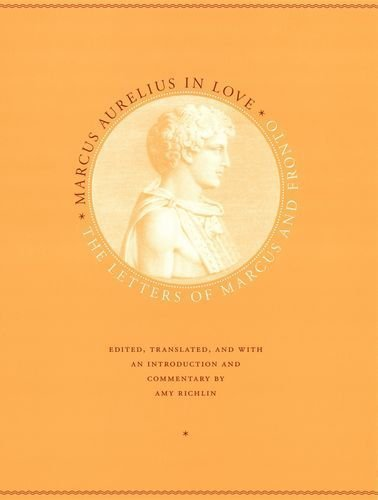 By Marcus Aurelius Marcus Aurelius in Love [Hardcover] PDF