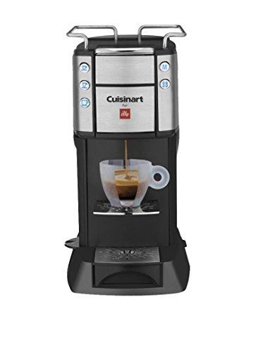 Cuisinart EM-400 Single Serve Espresso and Coffee Machine