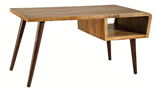 Cheap Stein World Furniture Orbit Wood Desk, Natural Printed