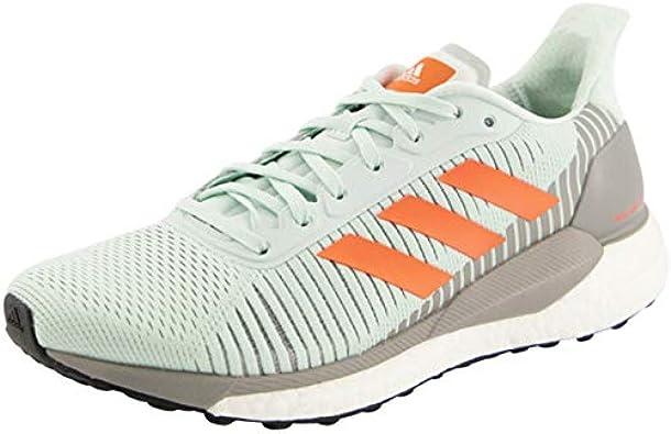 adidas Solar Glide St 19, Zapatillas para Carreras de montaña para Mujer, Dshgrn/Sigcor/Dovgry, 35 1/3 EU: Amazon.es: Zapatos y complementos