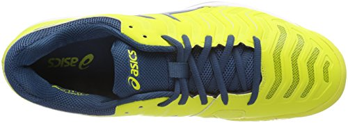 Asics Mens Tennis - Yellow-10
