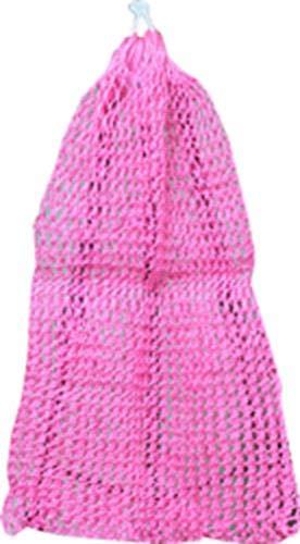 Partrade 257461 Hot Pink Ultra Slow Feeder Hay Net, 40