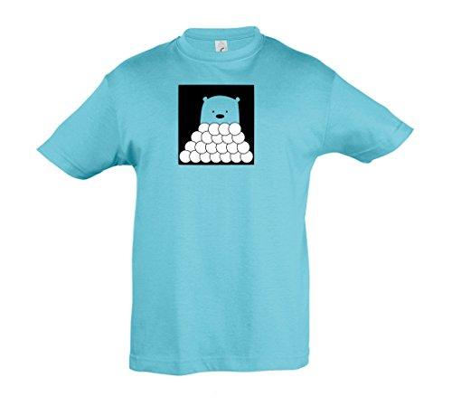 y Polar o Camisa Blue 2store24 Bear ni para patrones ni Kids Atoll Colores a en muchos FT0wRq