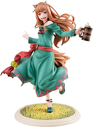 Revolve Spice & Wolf Holo (10th Anniversary Version) 1: 8 Scale PVC Figure ()