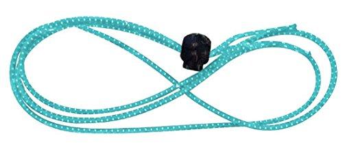 - Goggle Bungee Strap (Aqua)