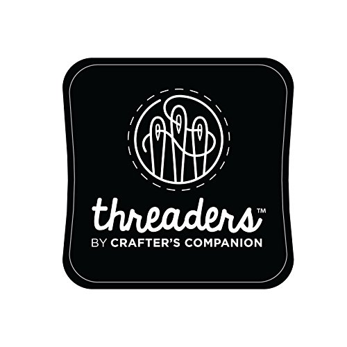 (Threaders TH-1127 Fabric Ink Pads Black)
