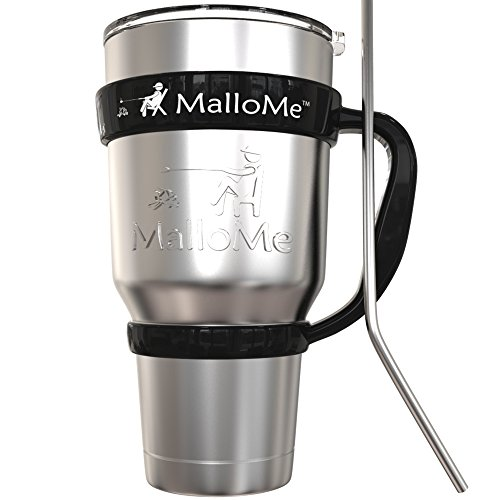 Yeti Cup Prices >> MalloMe Tumbler Stainless Steel Insulated Tumbler With Straw - Best Tumblers With Lids And ...