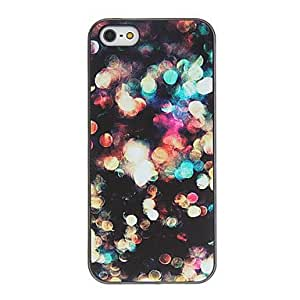 Buy City Night Scene Pattern PC Hard Case with Interior Matte Protection for iPhone 5/5S