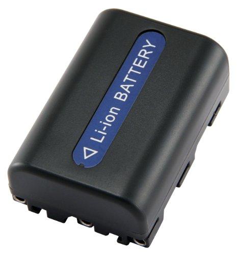 STK's Sony NP-FM50 NP-FM55H Battery Pack - for Sony HDR-HC1, DCR-TRV280, DCR-TRV350, CCD-TRV138, DCR-TRV250, DCR-TRV19, DCR-TRV22, DCR-TRV27, DCR-TRV33, DCR-TRV460, DCR-TRV140, DCR-TRV17, GV-D1000, CCD-TRV608, DCR-TRV260, DCR-TRV330, DCR-TRV340, DCR-TRV38 by STK/SterlingTek
