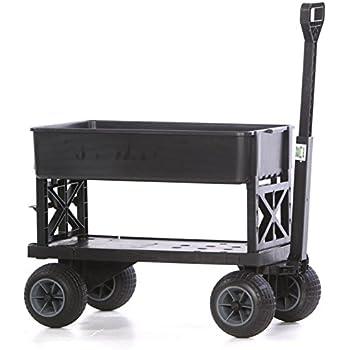Amazon Com Gardening Cart Rolling Garden Seat Utility