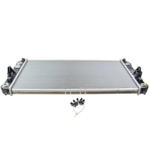 Radiator Assembly Aluminum Core Direct Fit for 2000 Cadillac Deville