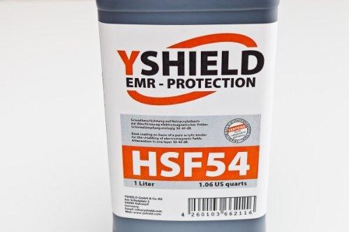 Y-Shield RF Shielding Paint (1 liter size) by YShield (Image #1)