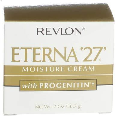 Revlon Eterna '27' Moisture Cream with Progenitin 2 oz (Pack of 10)