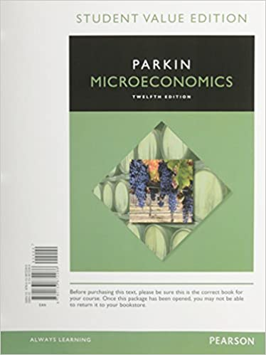 Microeconomics student value edition 12th edition microeconomics student value edition 12th edition 12th edition fandeluxe Images