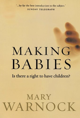 Making Babies: Is There a Right to Have Children?