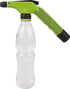 Cabezal pulverizador para botellas PET 0,25–2L–flaschens–Cabezal pulverizador pumpsprüher Jardín 790001