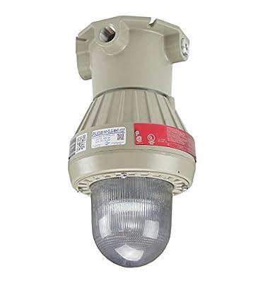 Explosion Proof LED Strobe Light - 120-277 Volts AC - 12/24V AC/DC - Class 1 Div. 1 - CSA Listed
