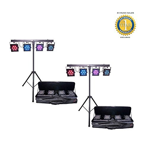 Chauvet 4Bar Led Lighting System in US - 5