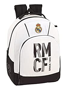 Real madrid cf Mochila Adaptable a Carro con protección Inferior.: Amazon.es: Equipaje