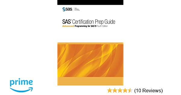 Amazon sas certification prep guide advanced programming for amazon sas certification prep guide advanced programming for sas 9 fourth edition 9781629593548 sas institute books fandeluxe Image collections
