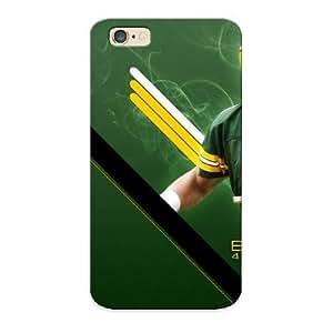 Georgemunoz High-end Case Cover Protector For Iphone 6(brett Favre Background Theme)