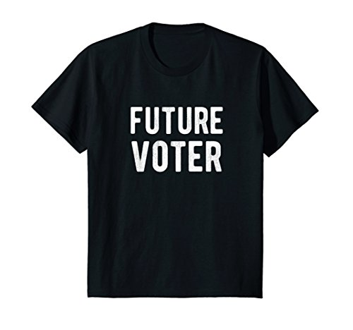 Guided By Voices T-shirt - Kids Future American Voter Shirt for Political Kids