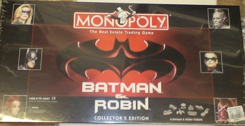 Batman and Robin Monopoly ()