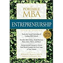 The Portable MBA in Entrepreneurship 4th (forth) edition Text Only