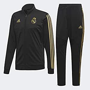 Amazon.com: adidas 2019-2020 Real Madrid PES Tracksuit ...