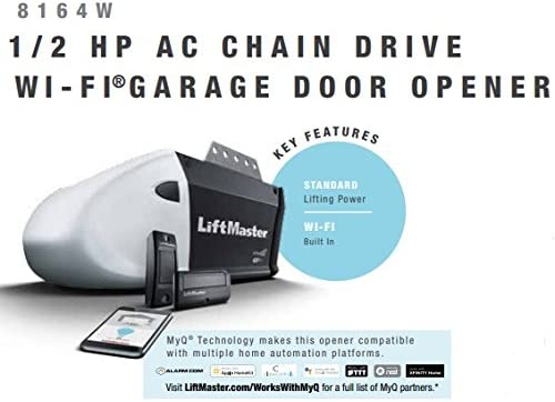 LiftMaster 1355 - Best WiFi Garage Door Opener