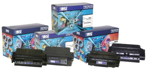 NEW MSE Compatible Toner 02-21-450014 (BLACK) (1 Cartridge) (Color Laser Supplies)
