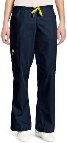 WonderWink Women's Scrubs Romeo Six-Pocket Flare Leg Pant
