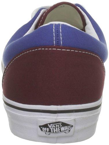 Rosso U True Sneaker Rouge Unisex Port adulto Tawny Bleu Blue Vans ERA nxAwvTxX