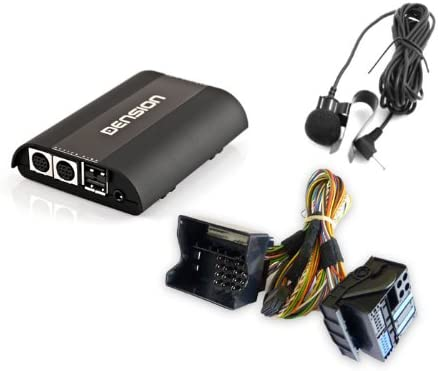 Audio & Video Digital Media-Receiver DENSION GATEWAY Pro BT ...