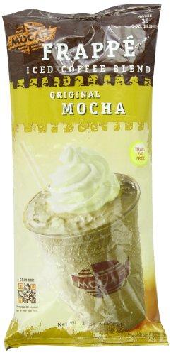 Blended Ice Coffee (MOCAFE Frappe Original Mocafe, Ice Blended Coffee, 3-Pound Bag)