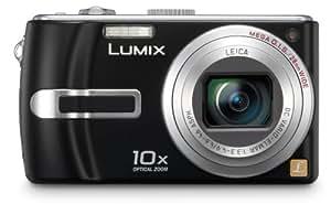 Panasonic Lumix DMC-TZ3K 7.2MP Digital Camera with 10x Optical Image Stabilized Zoom (Black)