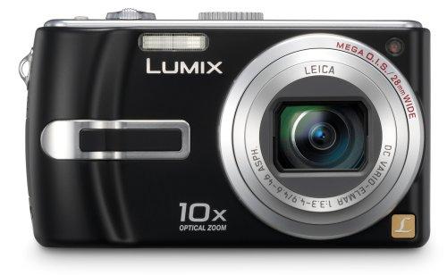 amazon com panasonic lumix dmc tz3k 7 2mp digital camera with 10x rh amazon com Panasonic Lumix DMC-GF1 lumix dmc tz3 user manual