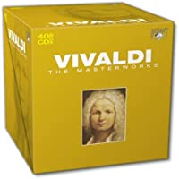 Vivaldi: The Masterworks (40CD Box Set)