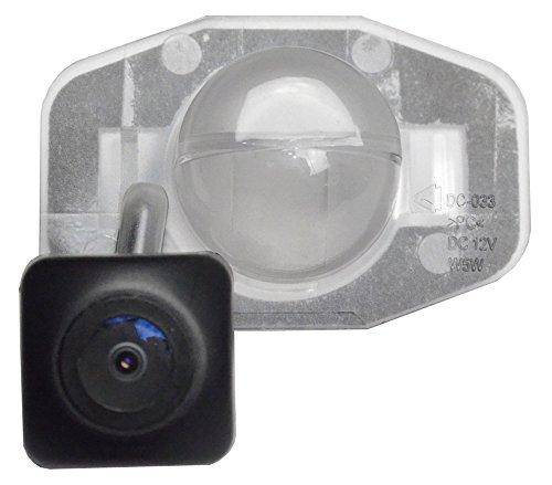 ファクトリーダイレクト バックカメラ RC-TOC07 IST イスト(P110系 H19.07以降 2007.07以降) CCDバックカメラキット TOYOTAトヨタ車種別設計ナンバー灯交換タイプ B077KPKH4L