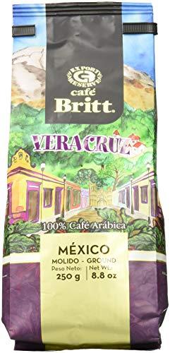 Britt Café Tueste Veracruz Molido de México, 250 g