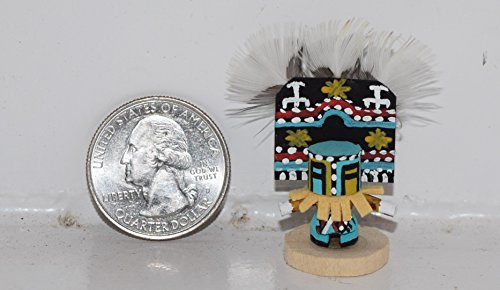 Miniature Masked Sio Hemis Kachina for sale  Delivered anywhere in USA